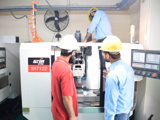 CNC Machine Maintenance