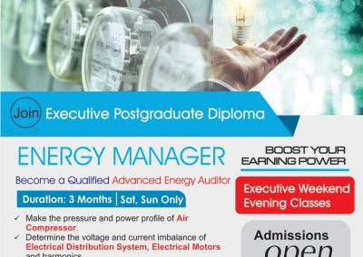 Executive Course Energy Management Ad