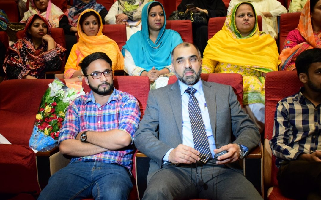 Motivational Session by World Renowned Trainer and Motivational Speaker Kamran Ahmed Siddiqui