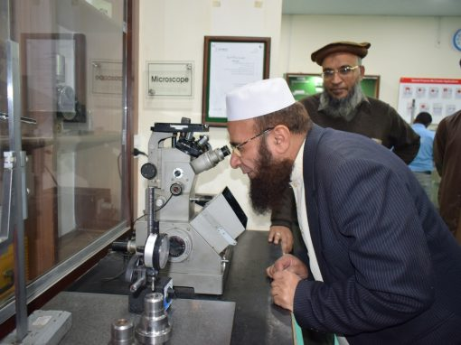 Pakistan Atomic Energy Commission Visit