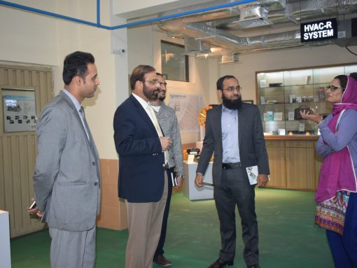 GIZ Visit to Infinity School of Engineering