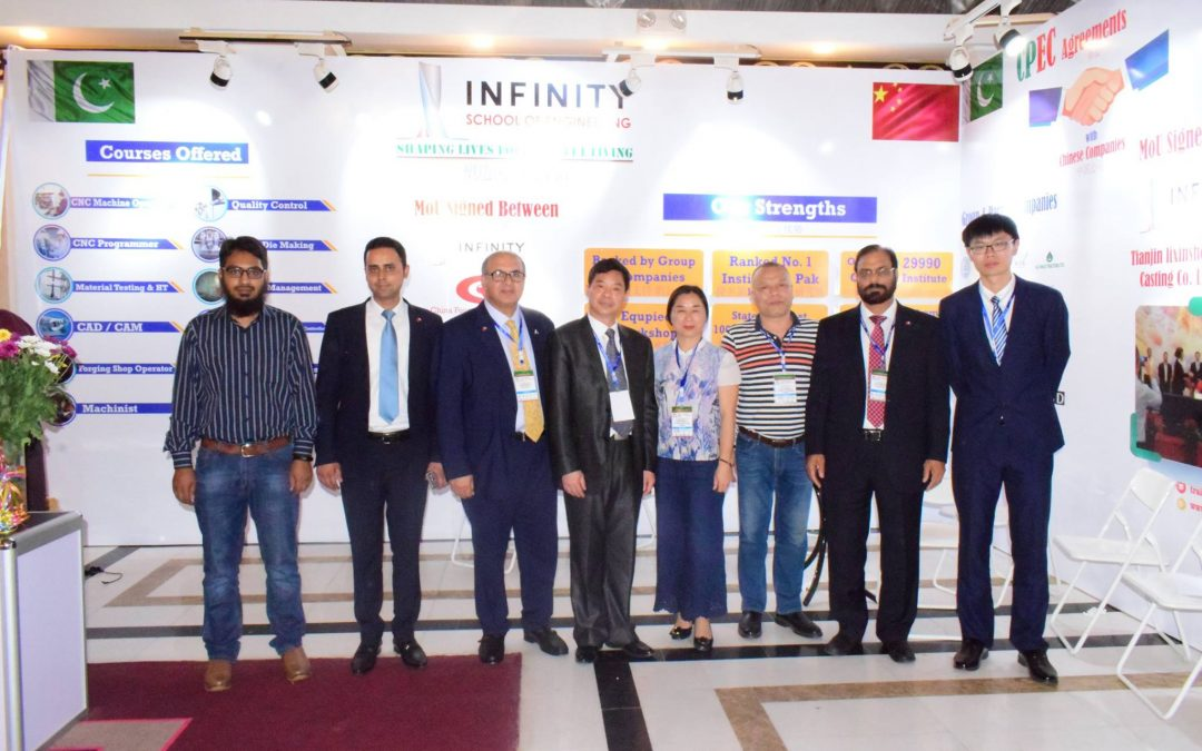 China – Pakistan Skilled and Technical Education Exhibition