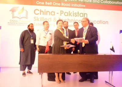 MOU Signed between Chinese Colleges and Infinity School of Engineering