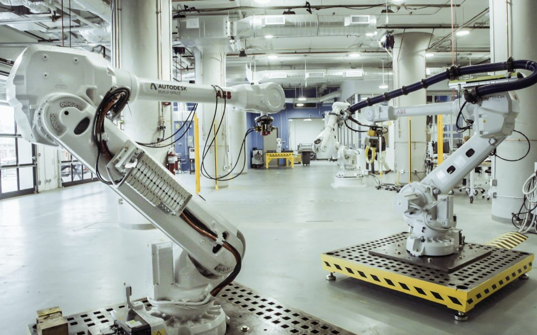 Application Technology of Industrial Robots