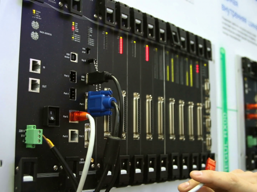 Electrical Control Technology