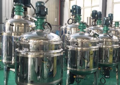 Production of Detergents & Cosmetics Products