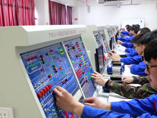 Principle and Operation Training Program of Intelligent Power Supply and Distribution System