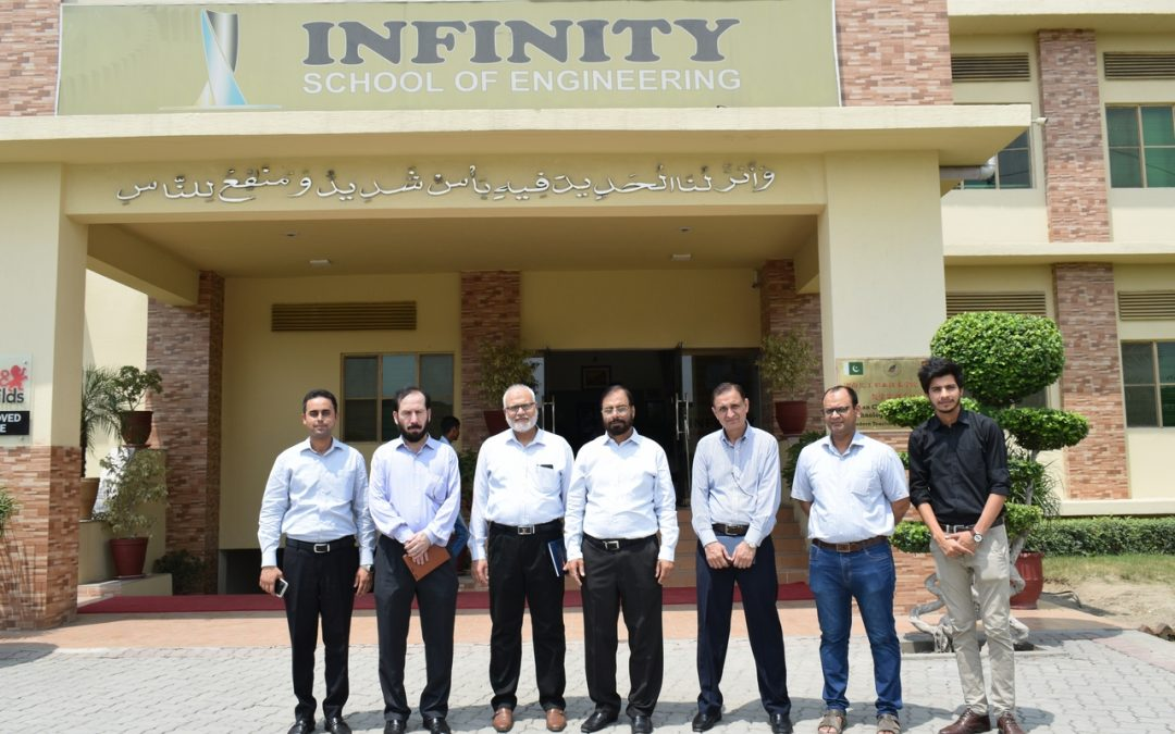 Delegate from KRL visited ISE for Staff Training