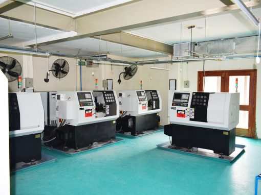 CNC Turning Shop