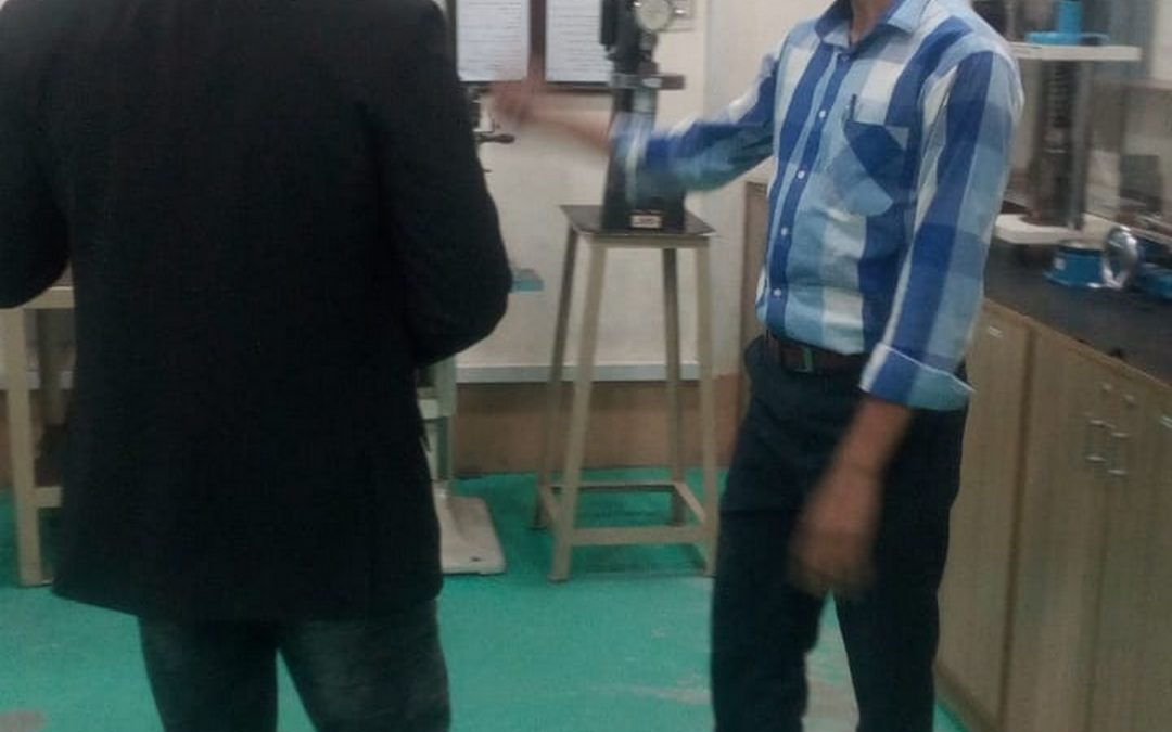 Delegate from NCB Corporation Pvt. LTD Karachi visited Infinity School of Engineering