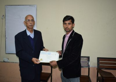 Stipend and Certificate distribution ceremony for NAVTTC Phase-IV
