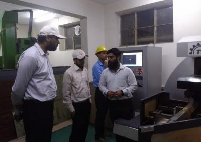 Delegate from HINO PAK visited Infinity School of Engineering
